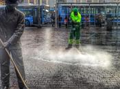 Postal semana: limpiadores Madrid