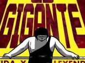 Comic Review André gigante, vida leyenda Brown