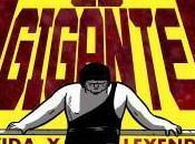 Comic Review André gigante, vida leyenda Brown