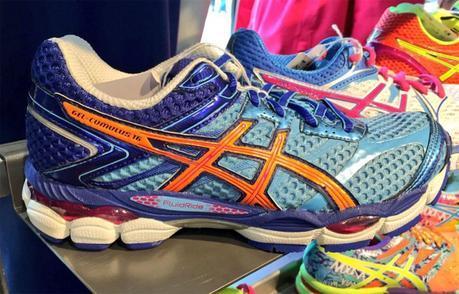 Mis nuevas zapatillas para correr