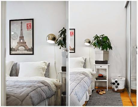 Tendencia apliques de pared en dormitorios paperblog - Apliques pared dormitorio ...
