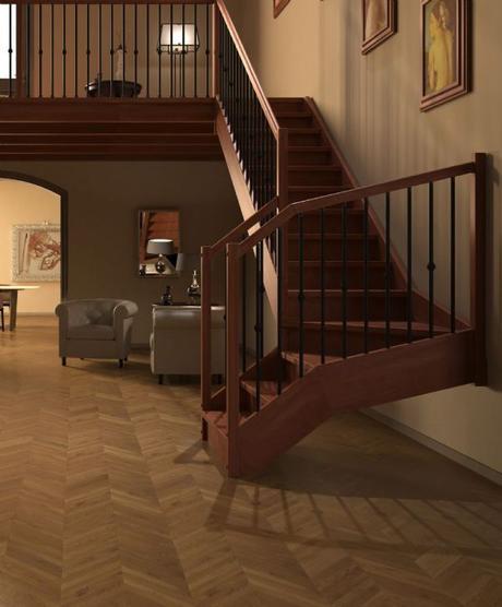 La madera material para las mejores escaleras exteriores - La mejor madera para exterior ...