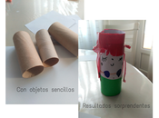 Princesas rollos papel higiénico