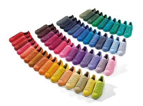 Adidas Colores Zapatillas