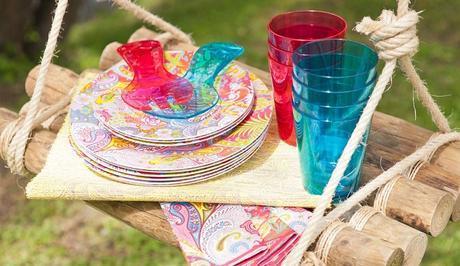 Nos vamos de picnic con Zara Home