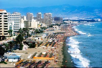 Carreras, travesías y triatlón en la provincia de Málaga (verano de 2015)