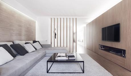 Diseño interior sencillo y lucido, apartamento en Valencia - Paperblog