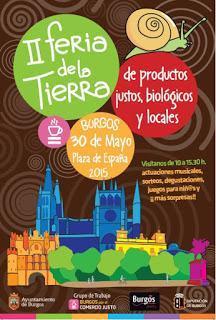 II Feria de la Tierra en Burgos