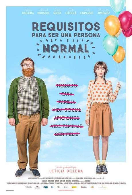 estrenos cartelera 5 junio 2015 requisitos para ser una persona normal