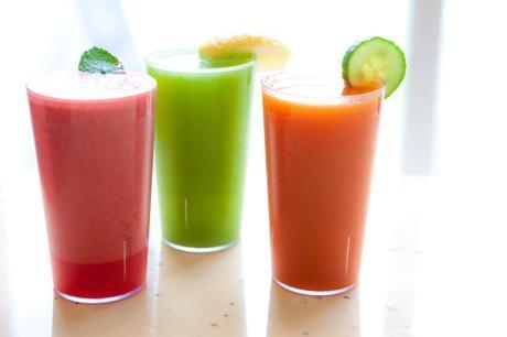 Detox: ¿Qué es ese zumo verde?