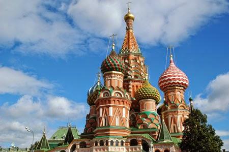 Moscú, San Petersburgo y Nizhni Nóvgorod