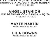 Ciclo Verano Malandar: Ángel Stanich, Kanka, Carmen Boza, Skatalites....