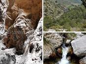 nacimiento Palancia Estrecho Cascajar, senderismo espectacular Castellón