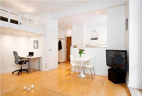 20 ideas low cost para pisos peque os paperblog - Amueblar piso low cost ...