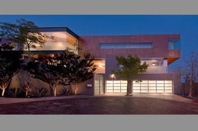 Casa moderna en los angeles paperblog for Casas modernas los angeles