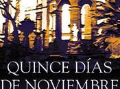 Quince días noviembre, Jose Luis Correa