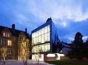 Centro Oriente Medio Universidad Oxford Hadid