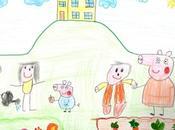 Concurso Peppa Pig: Segundo puesto