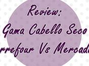 Review: Gama para cabello seco Carrefour Mercadona