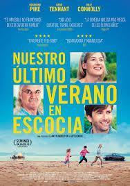 Manu Zapata_El cine (de estreno) fácil de leer_vivazapata.net_What we did on our Holiday_Nuestro último verano en Escocia_cartel español