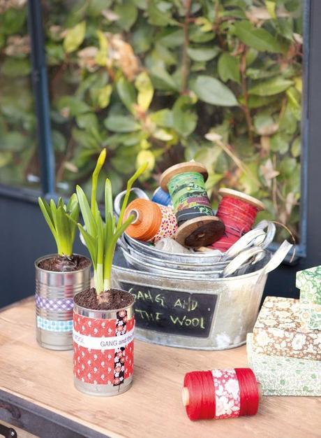 Reciclar latas de conserva diy paperblog - Reciclar latas de conserva ...