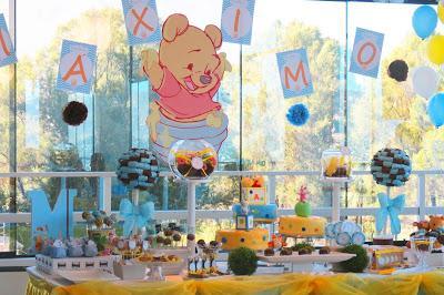 Baby Shower Temas Para Niño ~ Winnie the pooh baby showers baby shower invitations