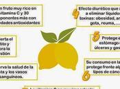 Frutas temporada, disfruta junio Limón