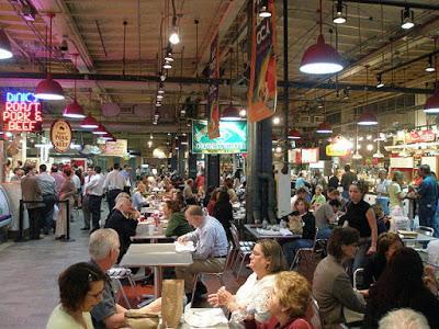 Reading Terminal Market, un mercado tradicional de Filadelfia que no hay que dejar de visitar