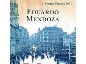 Riña gatos Eduardo Mendoza