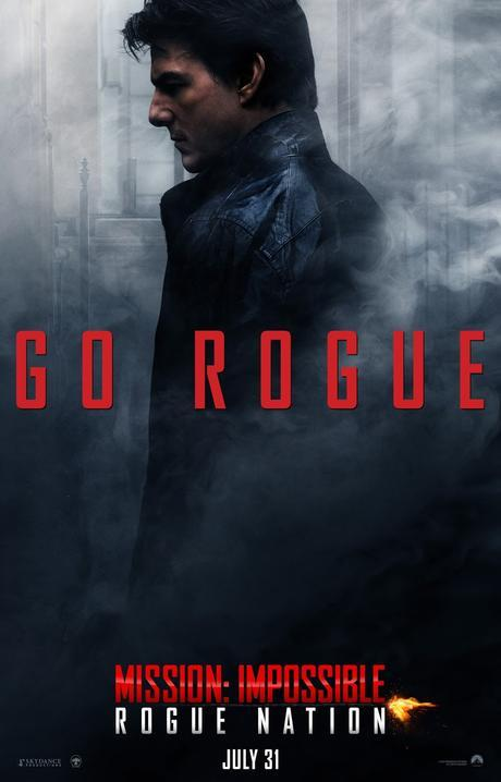 Nuevo Trailer + Póster's Individuales De Mission: Impossible - Rogue Nation