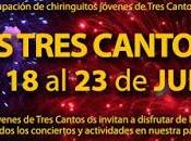 Conciertos gratis Fiestas Tres Cantos 2015: Loquillo, Rosendo, Canijo Jerez Macaco