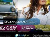 Malena Muyala concierto!