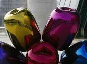 Jeff Koons, nuestro querido hortera, Museo Guggenheim Bilbao
