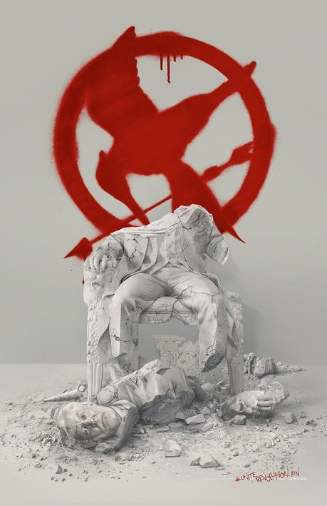 Primer Póster Oficial De The Hunger Games: Mockingjay - Part 2