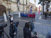 HOSTELERÍAlcalá: Collage fotográfico rodaje MasterChef España Ciudad Alcalá Henares.