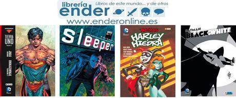 Novedades de Cómics de ECC Ediciones Mayo 2015