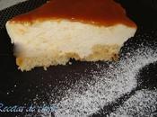 Tarta crema pastelera (sin horno)
