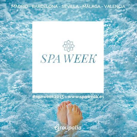Celebra La Spa Week De Groupalia y Sé Solidaria
