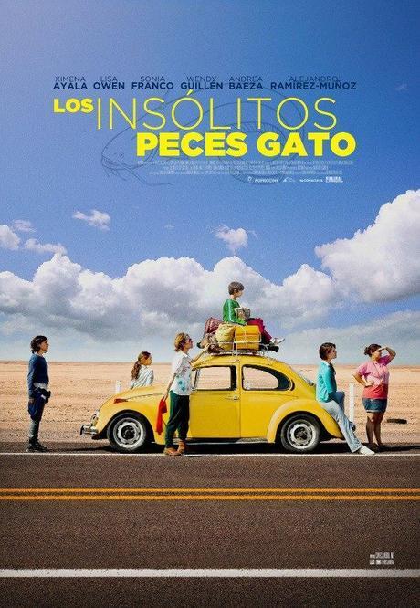 estrenos cartelera 12 junio los insólitos peces gato