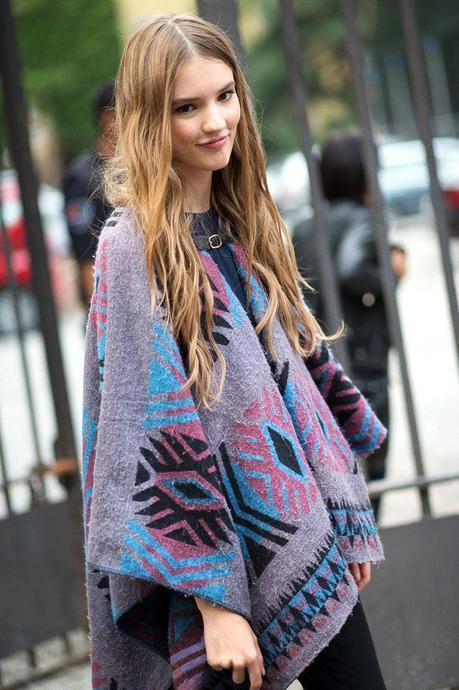 poncho-de-colores-street-style-como-usar