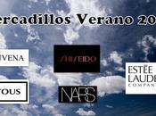 Mercadillos Verano 2015; Estée Lauder (MAC, Bobbi), Shiseido (Nars) Isla Java