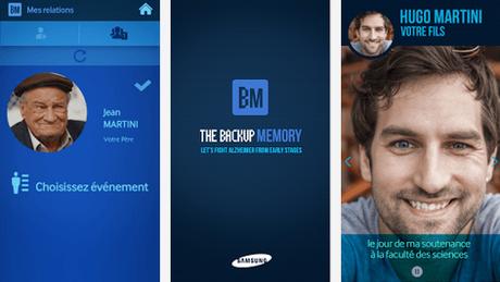 App de Samsung par enfermos de Alzheimer