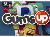 GumsUp, nueva plataforma ofrece contenido Itunes,Google Play Amazon gratis