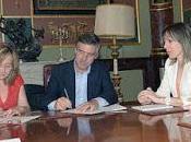 Diputación Provincial Ciudad Real entrega Archivo Municipal Almadén
