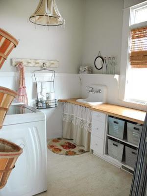 Lavaderos en estilo rustico paperblog for Lavaderos rusticos de casas