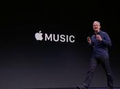 Apple Music, nuevo rival Spotify