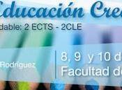 Escuela Verano Educación Creativa. ULL. Tenerife Julio.2015