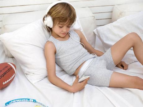 Impetus lanza una colección underwear para niños