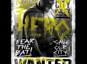 """batman superman: dawn justice"" nuevos promo-art estilo graffiti"