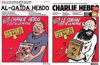Charlie Hebdo es una mierda